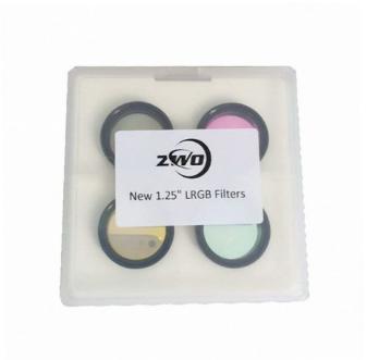 ZWO LRGB filters