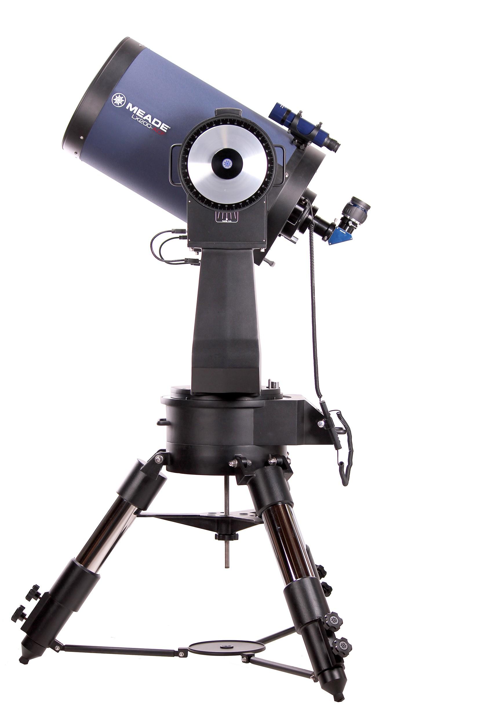 Meade LX200 ACF 16in F/10 with Super Giant Field Tripod - Sirius Optics