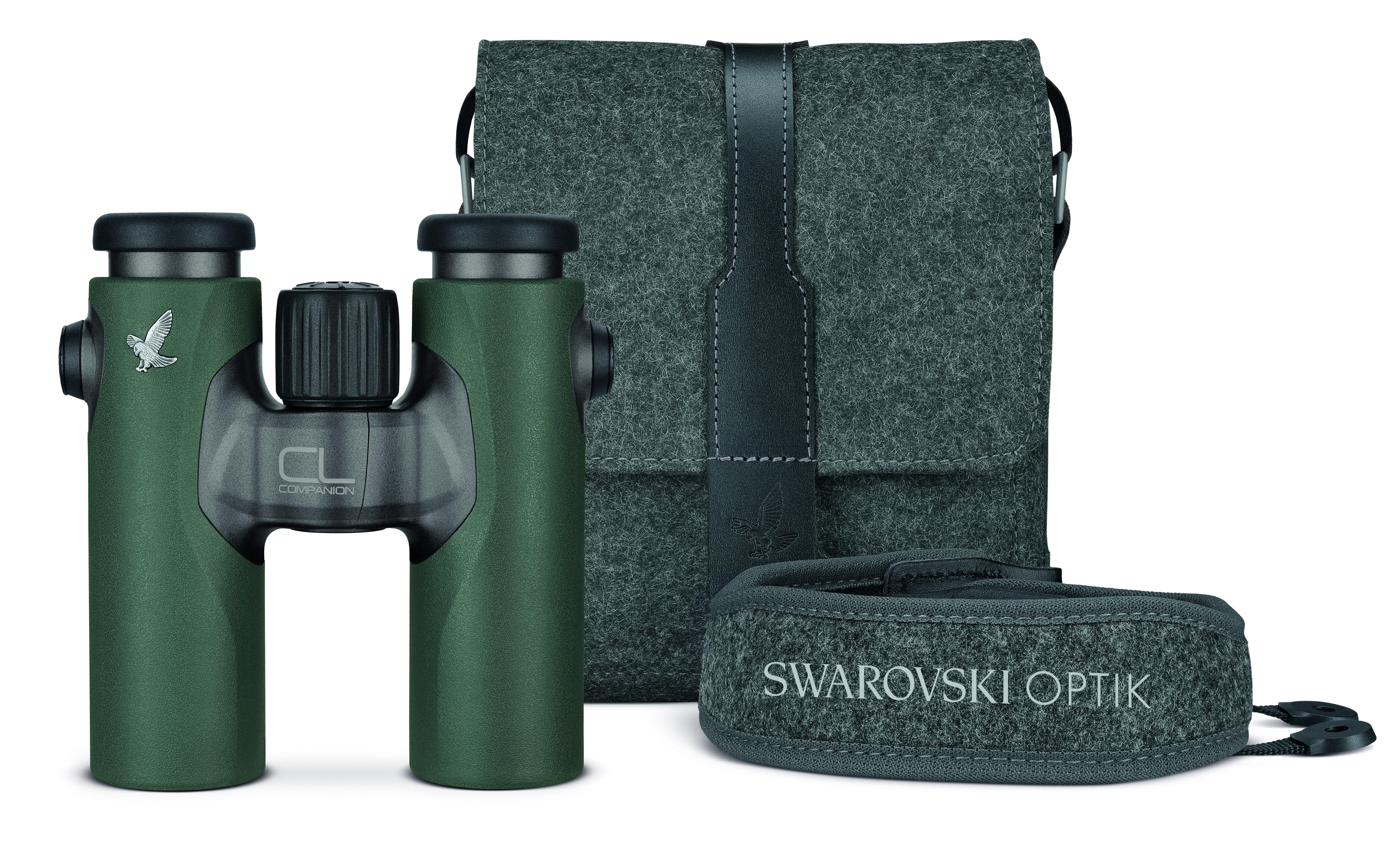 Swarovski CL Companion 10x30 B Green - Northern Lights