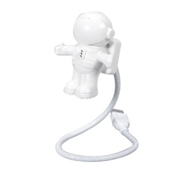 Sirius Optics Usb Astronaut Keyboard Light