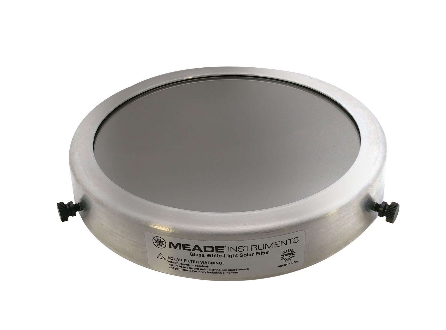 Meade Glass White-light Solar Filter #712