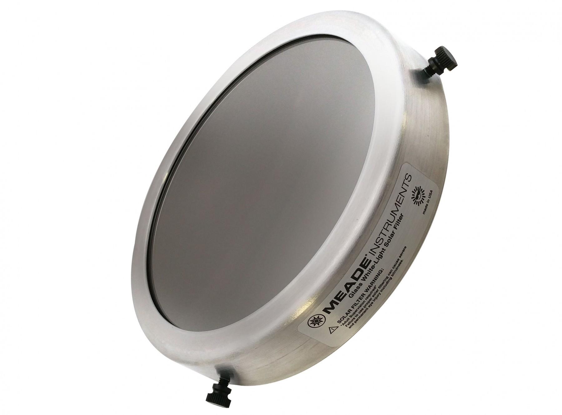 Meade Glass White-light Solar Filter #750