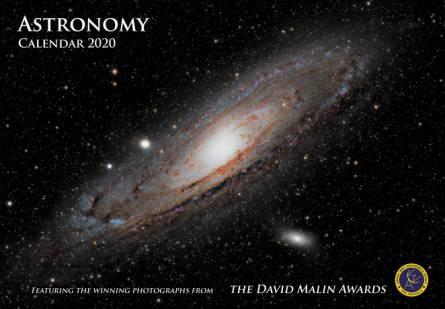 Astrovisuals Astronomy Calendar 2020