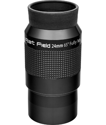 Orion 2in Ultra Flat Field 65-Degree 24mm Eyepiece