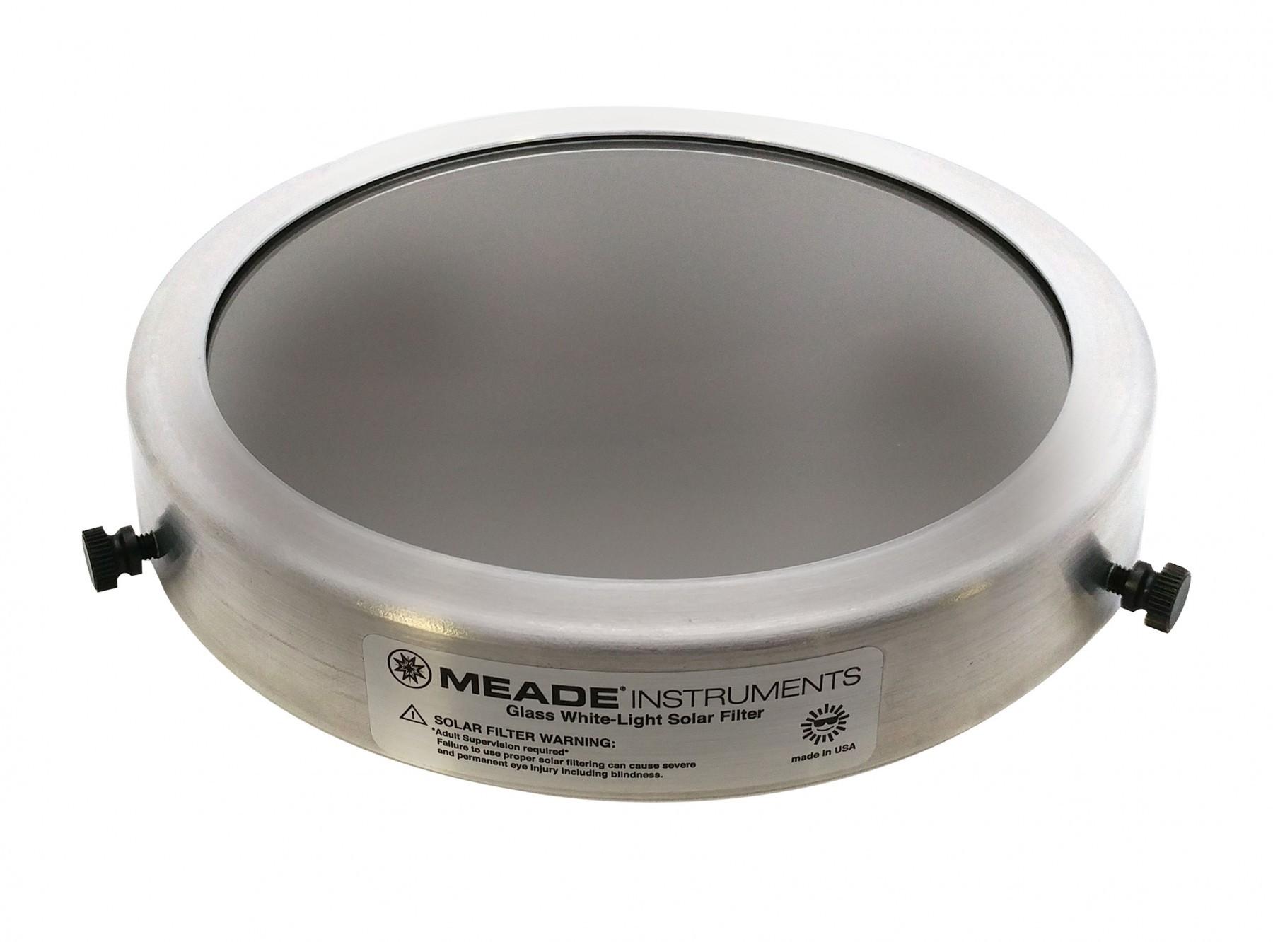 Meade Glass White-light Solar Filter #950