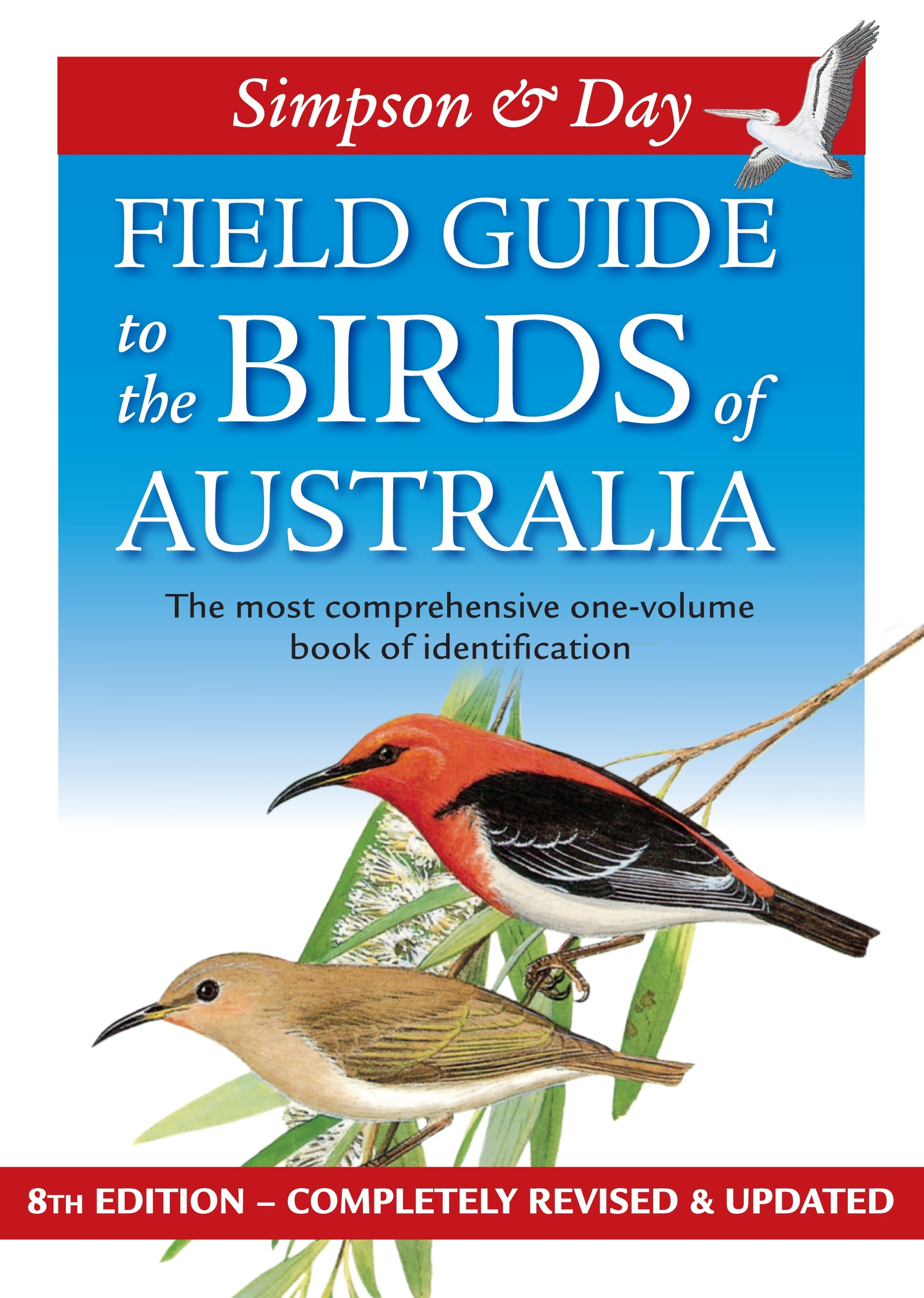 Field Guide to the Birds of Australia by Nicolas Day and Ken Simpson 8th Ed.