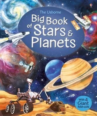 The Usborne Big Book of Stars and Planets by Emily Bone