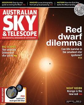 Australian Sky & Telescope Aug/Sep 2019