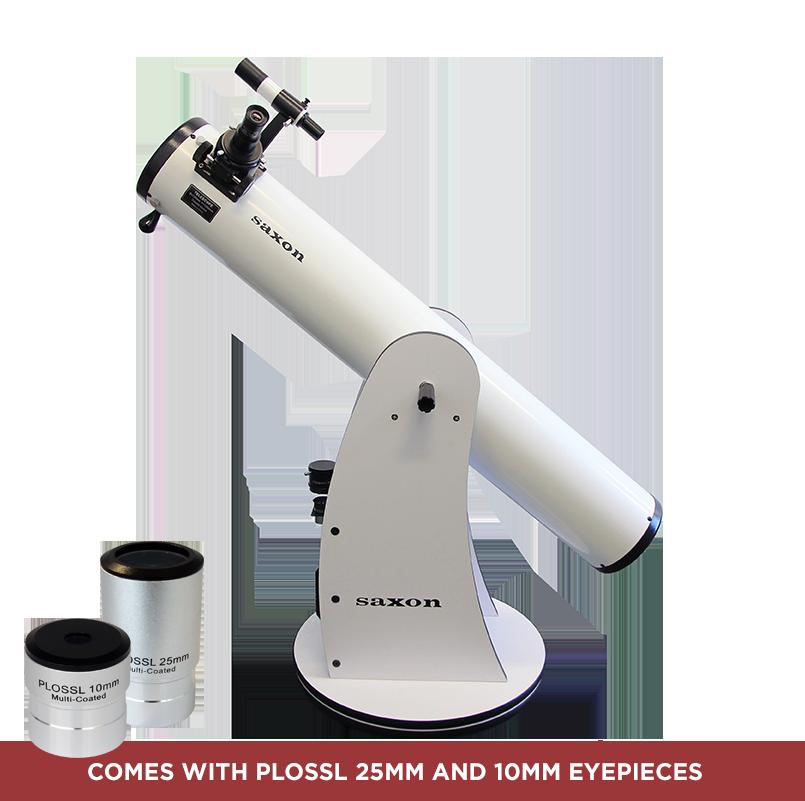 saxon 6in DeepSky Dobsonian Telescope