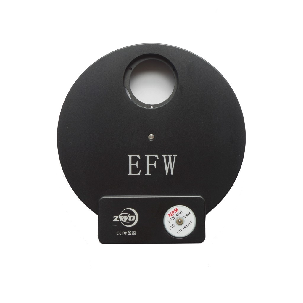 ZWO EFW Electronic Filter Wheel 7x36mm