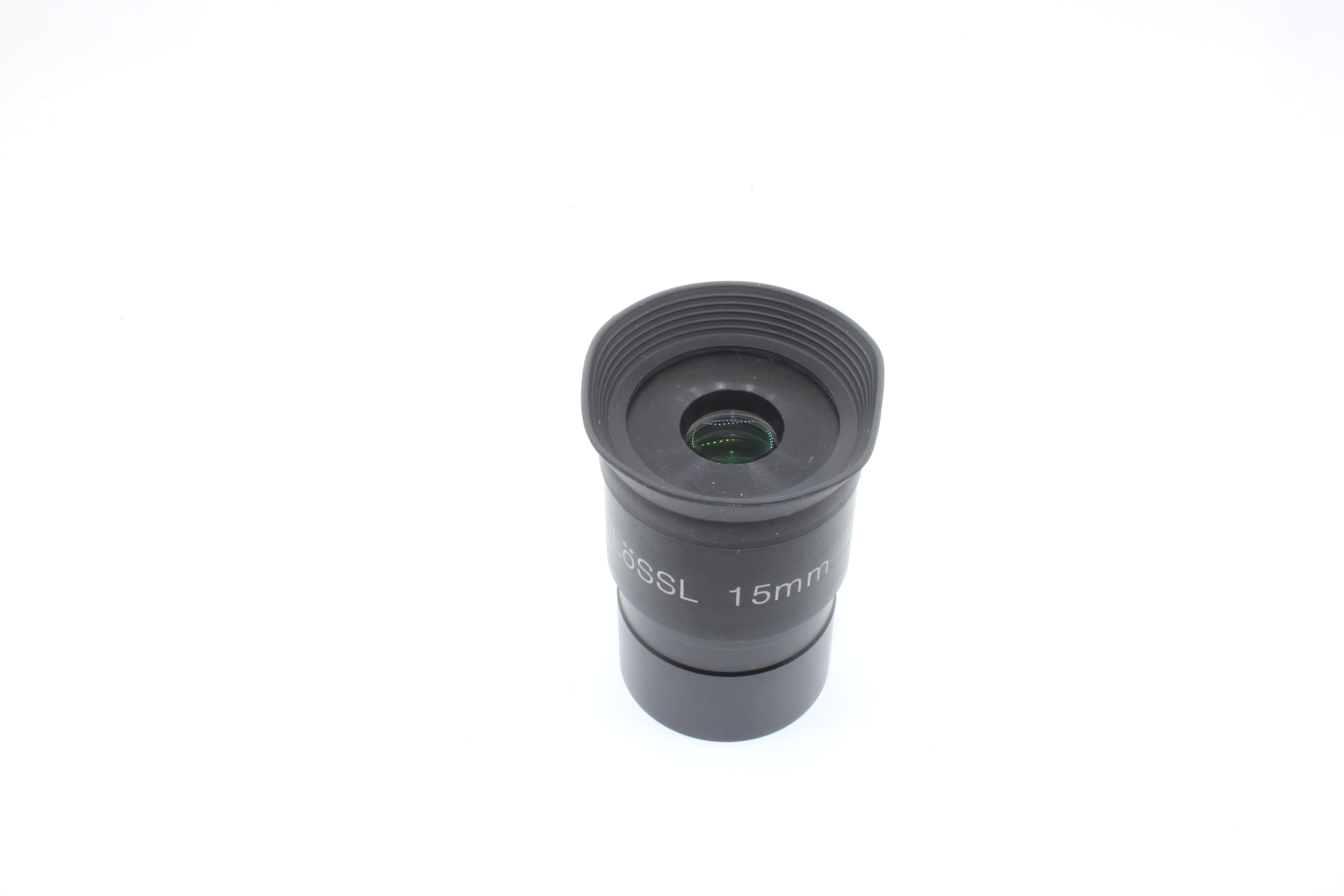 Sirius 1.25in 15mm Plossl Eyepiece