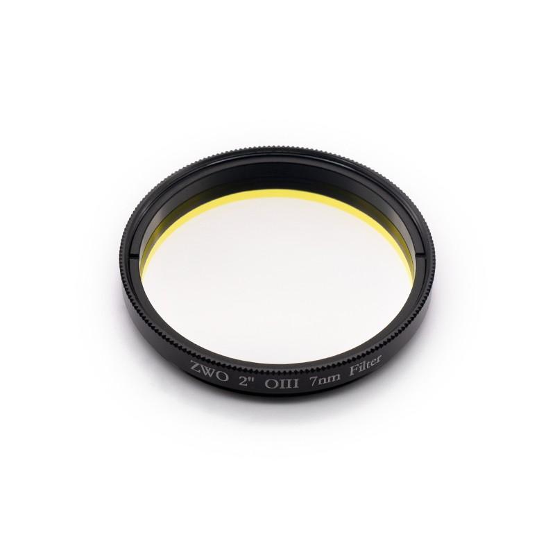ZWO 2 inch Oxygen III (OIII) filter 7nm