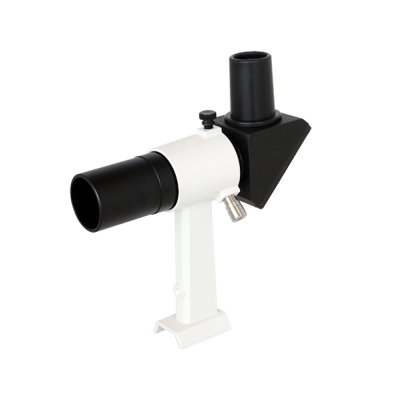 saxon 6x30 Finderscope with Bracket (90 degree)
