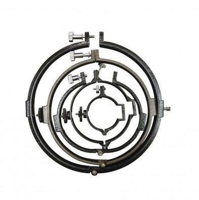 saxon Tube Rings 200mm