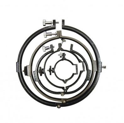 Tube Rings for ED80mm/100mm/102mm Refractor