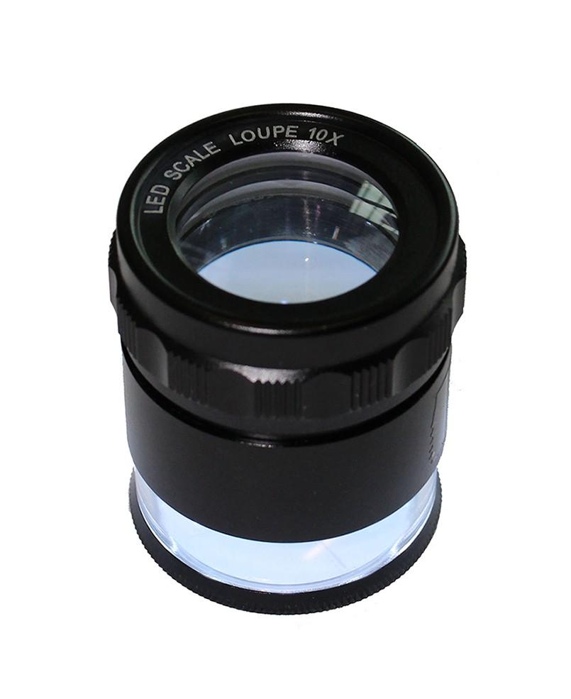 saxon Scale Magnifier with LED SSM1035L