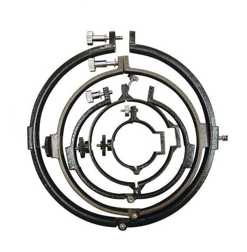 Tube Rings for 101mm OD OTA