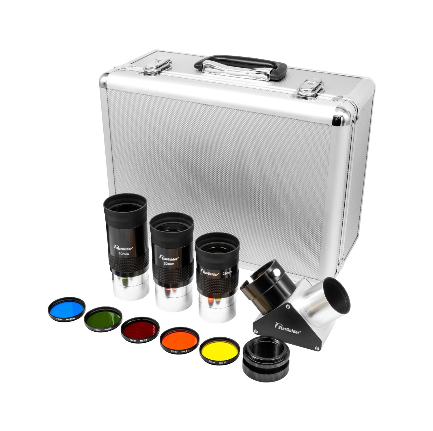 Sky-Watcher 2in Eyepiece & Filter Kit