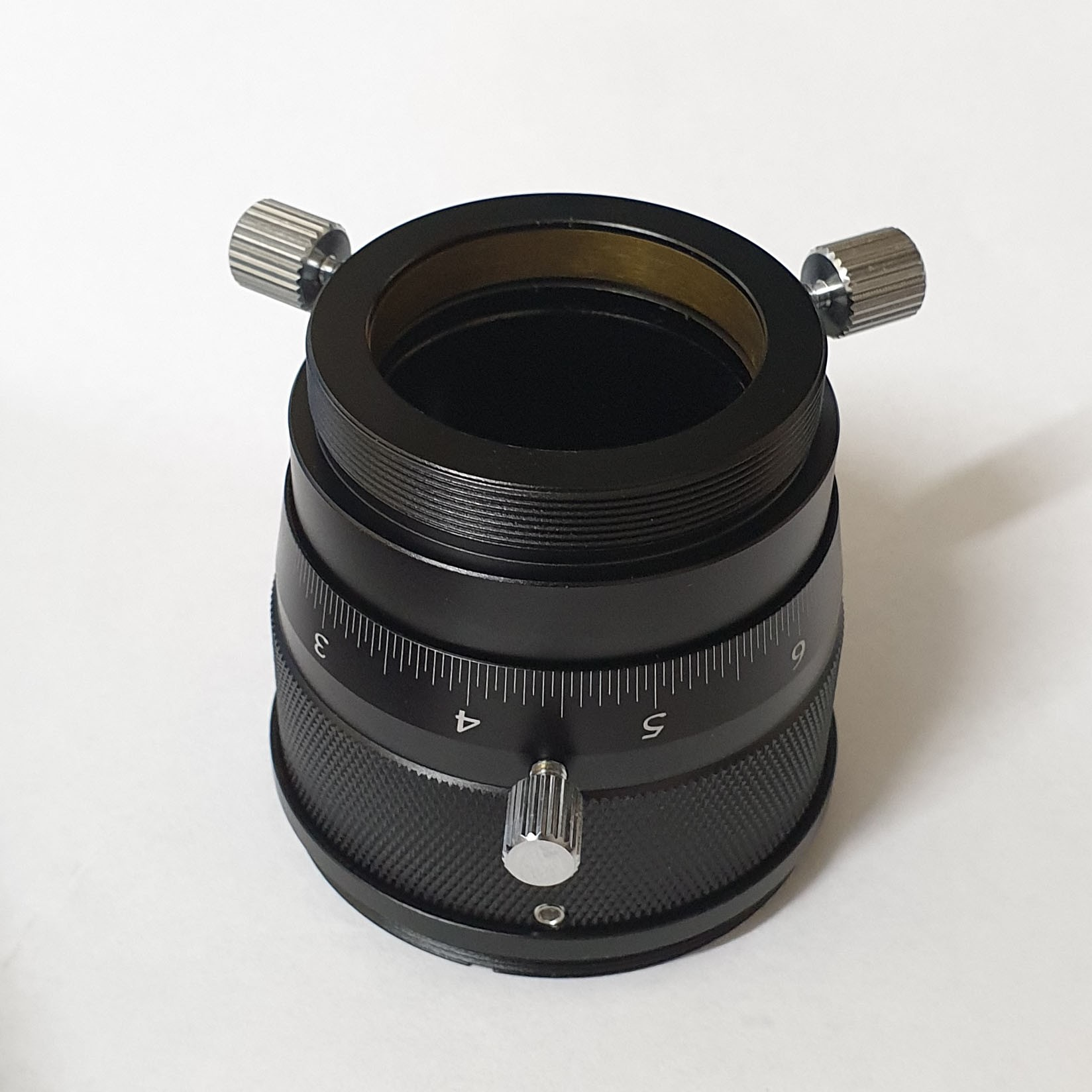 1.25in Micro Focuser for Synta/GSO Finder/Guidescope
