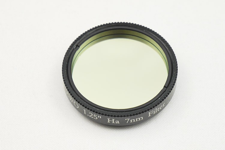 ZWO H-Alpha Hydrogen Filter 1.25in 7nm