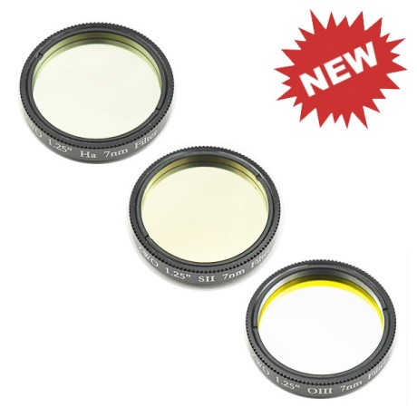 ZWO Narrowband Filter Set 1.25 inch