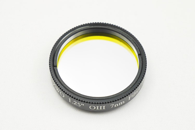 ZWO O-III Oxygen Filter 1.25in 7nm