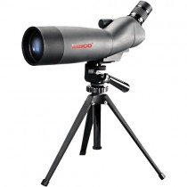 Tasco World Class 20-60x60 45 Degree Spotting Scope Grey/BlackWITH TRIPOD