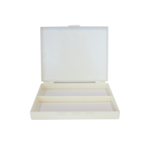 saxon Microscope Slides Case for 100pcs