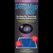 Orion Deepmap 600 Folding Star Chart