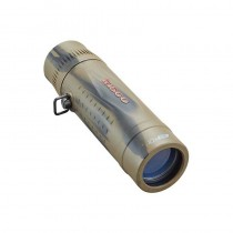 Tasco Essentials 10x25 Monocular Brown Camo
