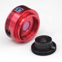 ZWO ASI 120MM-S Monochrome Astronomy Camera & Autoguider