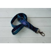 Cosmic Lanyard and Card Holder