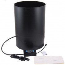 Sirius Heated dew shield for 11in tube