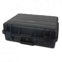 ABS Instrument Case with Purge 515mm x 200mm x 415mm