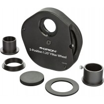 "Orion 5 Position 1.25"" Filter Wheel"
