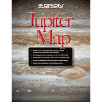 Orion Jupiter Map and Observing Guide