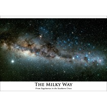 Astrovisuals Milky Way Postcard