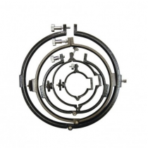 Tube Rings for 80mm/90mm Refractor
