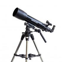 saxon 1026AZ3 SC Refractor Telescope with Steel Tripod