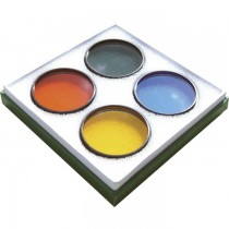 "saxon 2"" Colour Planetary Filter Set"