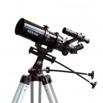 Saxon 80/400 AZ3 Refractor Telescope