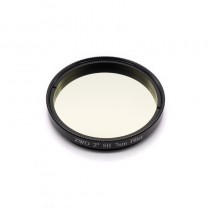 ZWO 2 inch Sulfur II (SII) filter 7nm