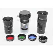 Sirius Starter Eyepiece and Filter Kit