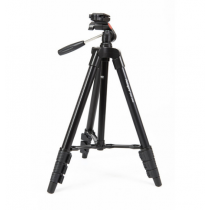 Fotopro Black 121cm Ultra-Lightweight Aluminium Tripod with Bag