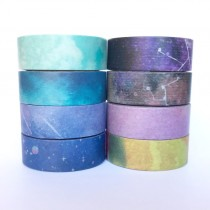The Universe in Love Washi Tape