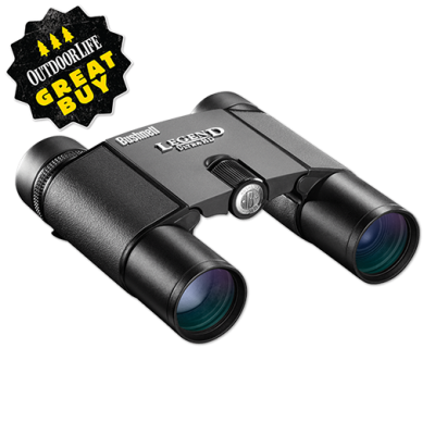 Bushnell Legend Ultra HD Compact 10x25 Binoculars