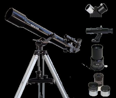 saxon 70/700 AZ2 Refractor Telescope