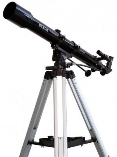 saxon 709AZ3 Refractor Telescope