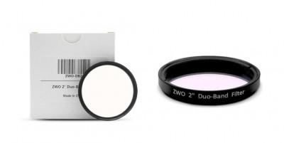 ZWO 2 inch DuoBand Filter