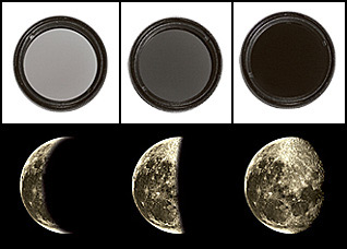 Variable Moon Filter